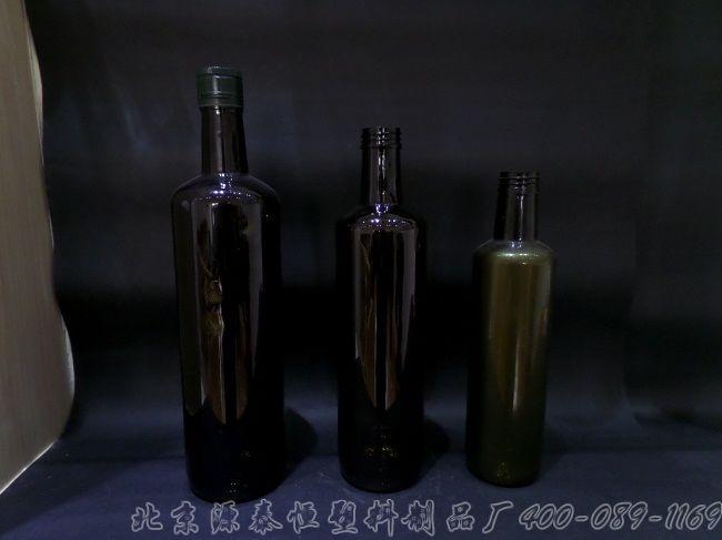 黑色红酒瓶型